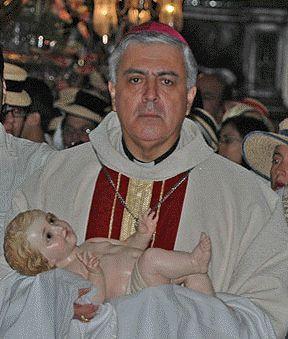 Imagen tomada de la página web del Obispado de Tenerife de Bernardo Álvarez.