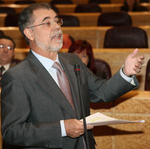 El ministro de Justicia, Mariano Fernández Bermejo. EFE