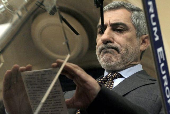 Llamazares Pide A Zapatero Ministros Para Izquierda