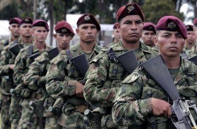las Mejores Fotos del Ejercito Colombiano