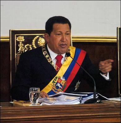 El presidente de Venezuela, Hugo Chávez, se ha convertido, junto a su homólogo boliviano, Evo Morales, en el primer dirigente en todo el mundo en romper las relaciones con Israel.