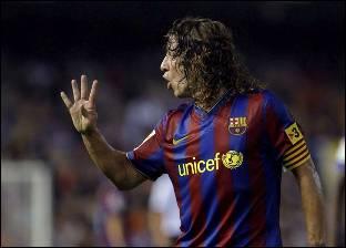Опытный защитник сборной Испании Карлес Пуйоль заявил, что не стоит...