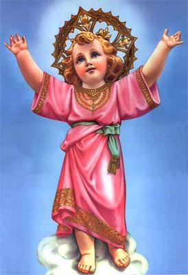Jesus cuando era niño