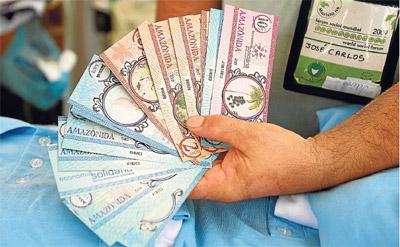 En el Foro de Belém ha circulado una moneda, Amazonida, al margen del Sistema Monetario Internacional.