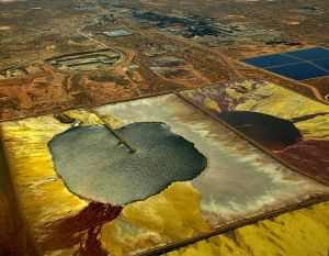 Una mina a cielo abierto de uranio en Australia, el país con mayores reservas del mundo.