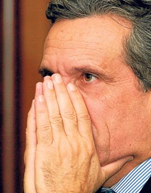 El juez Adolfo Prego de Olíver.