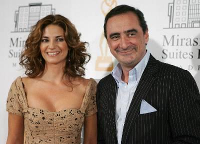 Mariló Montero y Carlos Herrera, matrimonio roto.