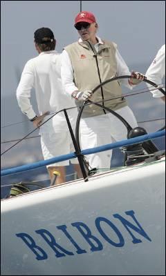 El rey en el Bribón, un regalo de 18 millones de euros.