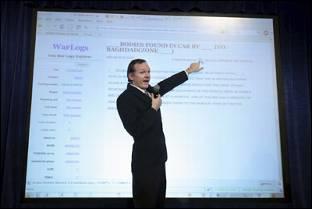 Assange: 'La primera víctima de una guerra es la verdad'