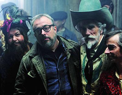 'Balada triste de trompeta', de Álex de la Iglesia, ha sido rodada en parte en los estudios cinematográficos de Ciudad de la Luz /