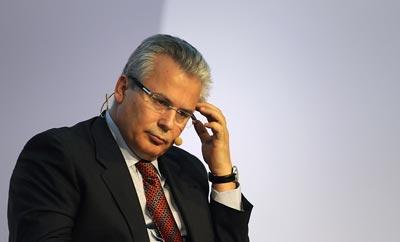 El magistrado Baltasar Garzón.