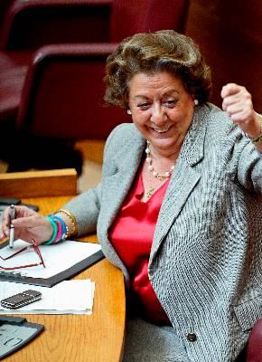 Rita Barbera repetirá como candidata a la alcaldía de Valencia en el 2011