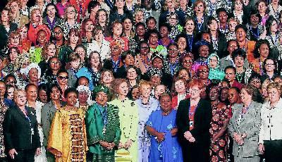 Las africanas quieren voz en el mercado    fi   nanciero