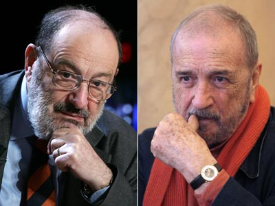 Nadie acabará con los libros, Umberto Eco y Jean Claude Carriere (3)