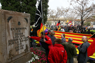 Rita Barberá prohíbe el himno de Riego en un homenaje a las víctimas de Franco porque
