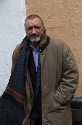 Arturo Perez Reverte. FOLTOGRAFÍA: LAURA LEÓN
