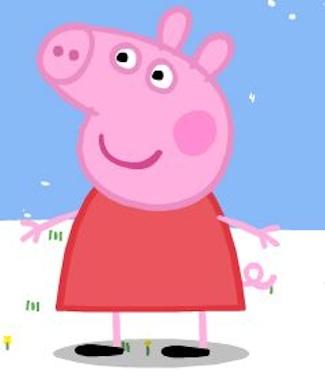 Peppa Pig abandona a los laboristas en plena campaña electoral.