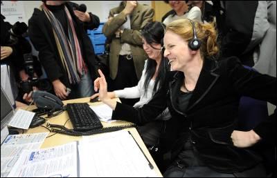 Nathalie Kosciusko-Morizet, en una foto de archivo.