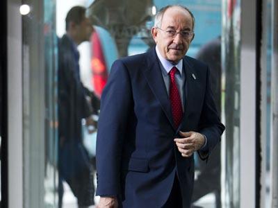 Los gobernadores del Banco de España nunca han revelado su sueldo.Ángel Navarrete