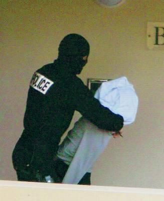 Última operación contra la cúpula de ETA en Baiona.