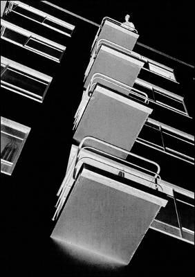 Estudio de la Bauhaus, en 1927.© Laszlo Moholy-Nagy, VEGAP.