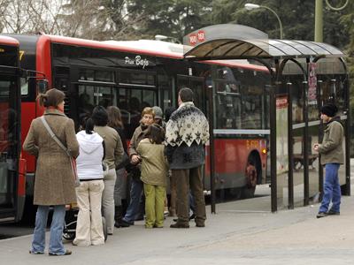 Las empresas que prestan los servicios públicos urbanos no están llamadas a la huelga.
