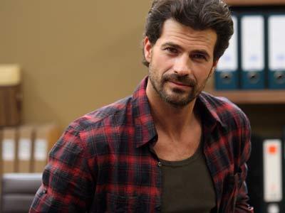 El actor Rodolfo Sancho da vida a Juan Reyes. ANTENA 3