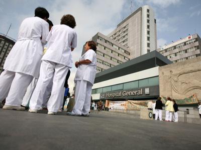 El Hospital Universitario La Paz de Madrid. MÓNICA PATXOT
