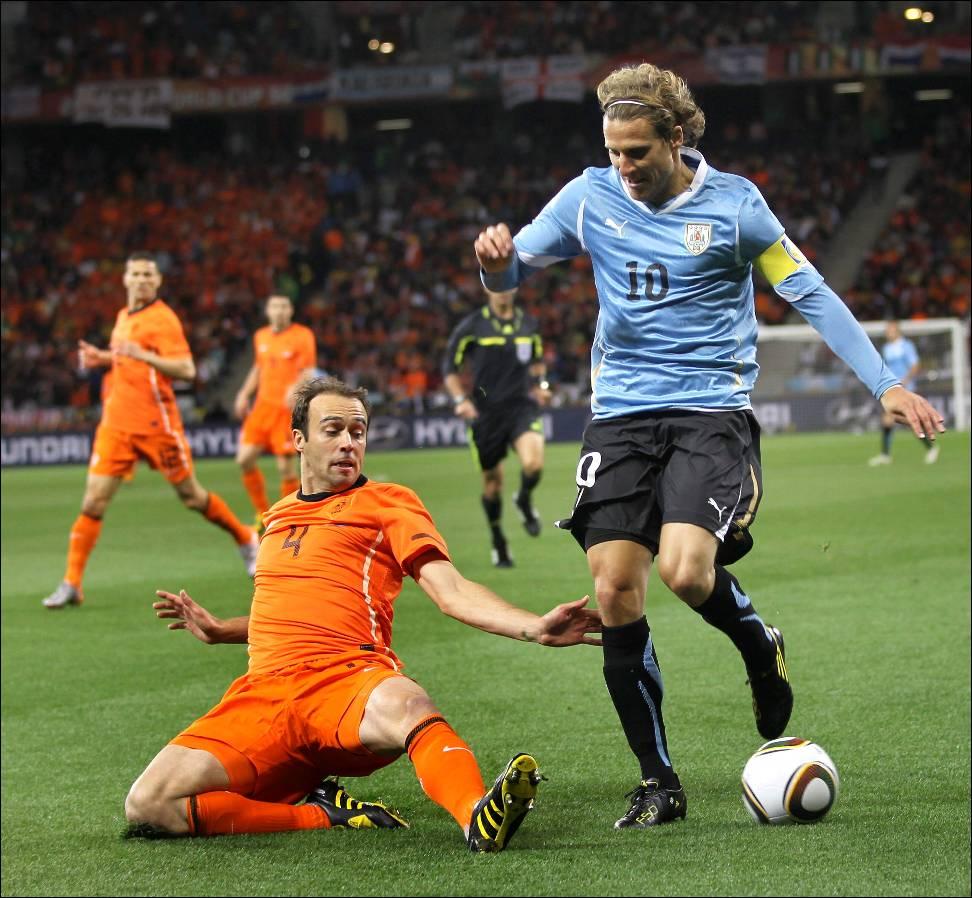 Ver partido uruguay vs holanda en vivo online 8 de junio amistoso