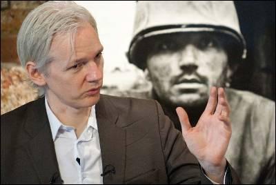 Julien Assange, fundador de Wikileaks,