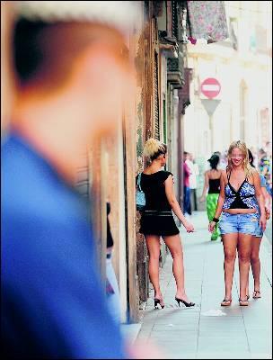 callejeros prostitutas barcelona vestidos prostitutas