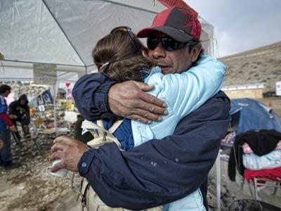 Noticias Mineros - Campamento Esperanza