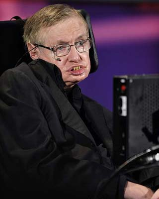 Stephen Hawking, en una foto de archivo. EFE/WARREN TODA