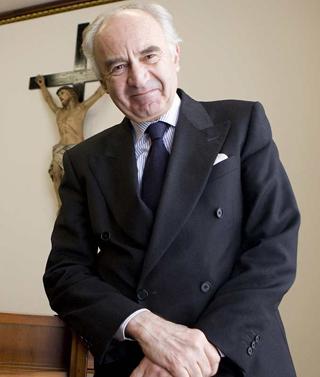 Fotografía tomada el 22 de abril de 2010 de Ettore Gotti Tedeschi.