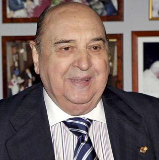 Fotografía de archivo (13/11/07) del actor Juanito Navarro.