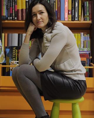 Ángeles González-Sinde. Dani Pozo