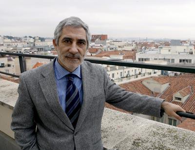 El diputado de IU, Gaspar Llamazares, en una foto de archivo. EFE / KOTE