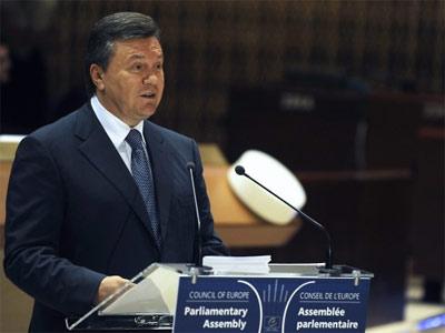 Víktor Yanukóvich.-EFE