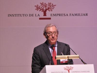 Andic, presidente del Instituto de Empresa.