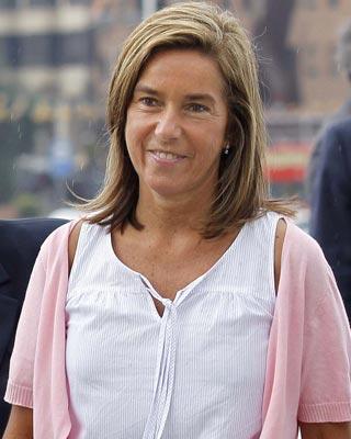 Ana Mato, secretaria de Organización del PP, el pasado 11 de octubre.