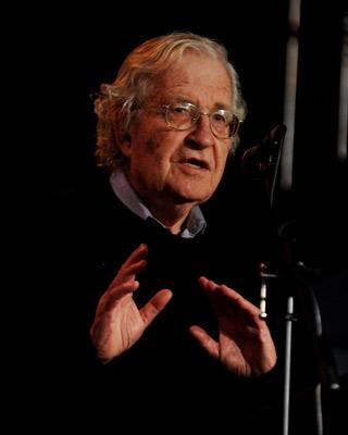 Noam Chomsky es autor de libros como 'Los guardianes de la libertad'. -