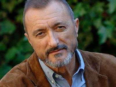 El escritor, Arturo Pérez Reverte. EFE