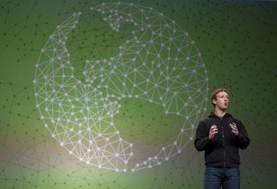 Mark Zuckerberg, fundador de Facebook, en una foto de archivo. -