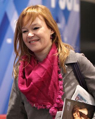 La ministra de Sanidad en funciones, Leire Pajín, en una imagen de noviembre.