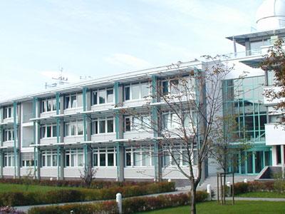 Imagen de la sede del nuevo IFT.