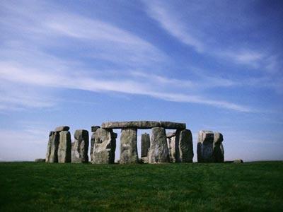 El monumento megalítico de Stonehenge, en Wiltshire (Reino Unido).