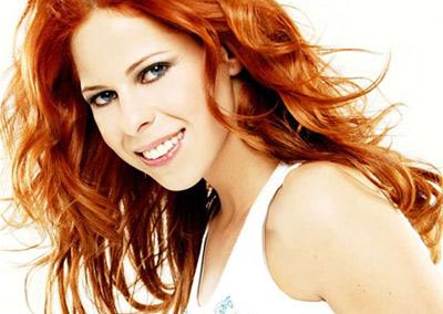 Pastora Soler, cantante.