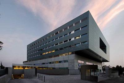 Hospital de Oporto.