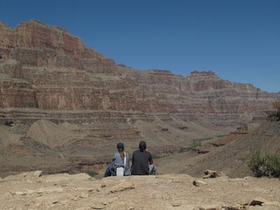 Imagen del Gran Cañón del Colorado.-
