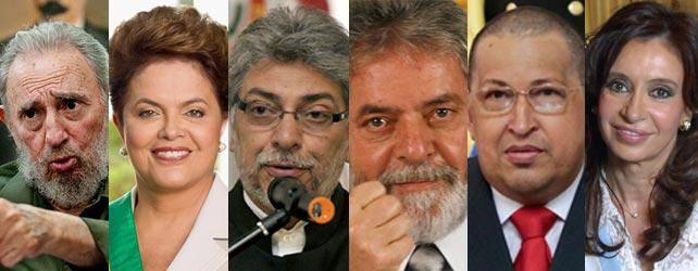 Varios mandatarios latinoamericanos han padecido diferentes tipos de cáncer.